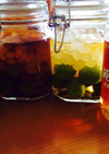 黒酢でもリンゴ酢でも梅のサワードリンク