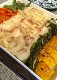 野菜のグリル焼き