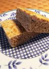 卵なし☆全粒粉の塩ホットケーキ