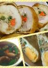 [変身]おもてなし★鶏の野菜巻き&卵巾着