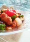 お弁当にも✾豚バラですぐ!!簡単酢豚