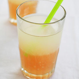 ふるふるグレープフルーツジュース