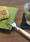 梅酒薫るパウンドケーキ