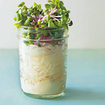 帆立と大根のサラダ