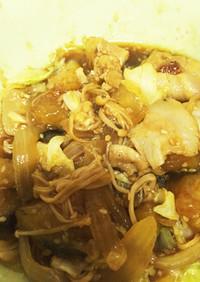 絶品☆肉野菜炒め