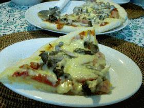 さっくり&ちょいもちHome Made Pizza