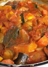 野菜の旨味が凝縮☆夏野菜のラタトゥイユ