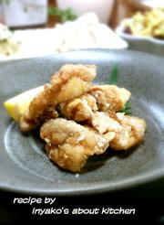 激しく簡単時短味付け手抜き鶏の唐揚げの写真