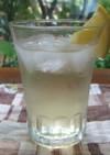 レモン薫る☆簡単梅シロップで梅ジュース