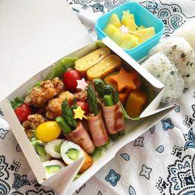 ピクニックお弁当*