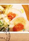 鶏肉野菜巻き