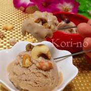 86kcal♡材料③豆腐バナナアイス♡の写真