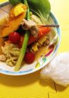 おにぎりと☆北海道スープカレーのランチ