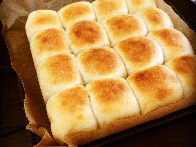 ちぎりパン 簡単