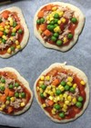 乳・卵・小麦・大豆アレルギー対応 ピザ
