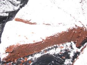 材料これだけ!チョコレートケーキ