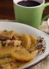 父の日☆豚の角煮を味噌ダレで。