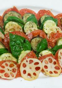 簡単!夏野菜のソテー