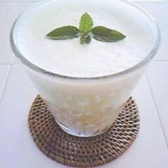 まろやか♡ゴーヤ&豆乳♡ジュース♪