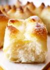 おやつに♪HB*シュガーバターちぎりパン