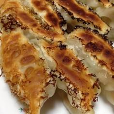 鶏肉の餃子(キャベツ・紫蘇入り)