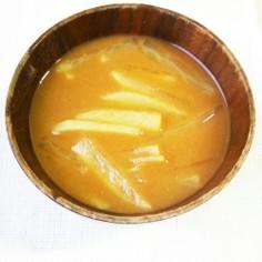 甘酒の味噌汁