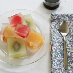 氷フルーツ