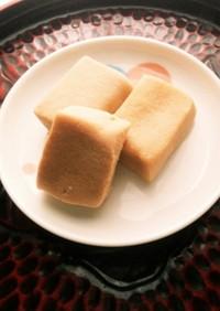 簡単☆高野豆腐の煮物