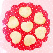 米粉クッキーの写真