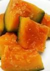 簡単!美味しいかぼちゃ煮♪