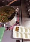 離乳食中期 うどんくたくた煮