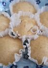 小麦・卵アレルギー貧血予防きなこ蒸しパン