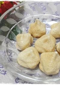 子どものおやつ シュワ!メレンゲクッキー