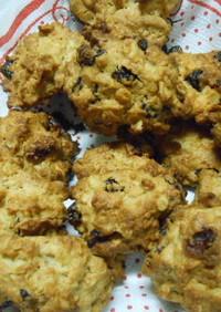 カルソフ使って砂糖控えめスパイスクッキー