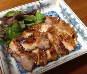 とんかつ用肉で、時短☆焼き豚