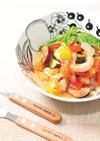 〈7月〉チキンのラタトゥイユ~カレー風味