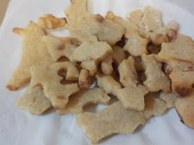 味醂粕と枇杷のビスケット