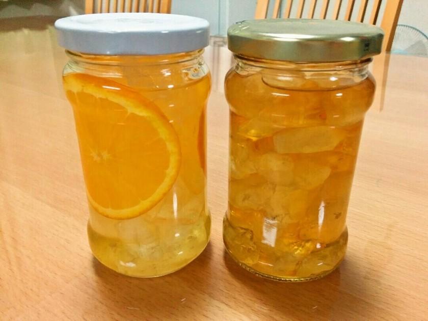 ラムキャンディス&オレンジキャンディス