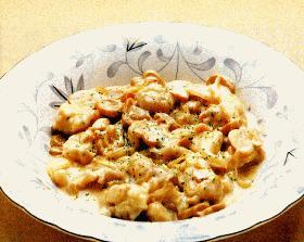 shin☆の鶏のクリーム煮