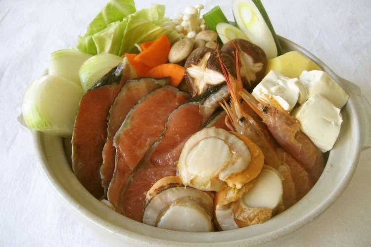人気 石狩 鍋 レシピ 石狩鍋レシピ・作り方の人気順|簡単料理の楽天レシピ