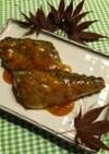 梅ジャム×魚!鯖の味噌煮♪簡単フライパン