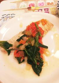 1歳と一緒に食べる*白身魚のバターソテー