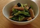 私の小松菜の煮浸し