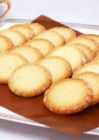型抜き不要!簡単アイスボックスクッキー