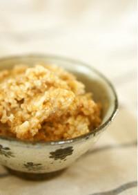 【さくっとマクロビ】玄米の炊き方(圧力)