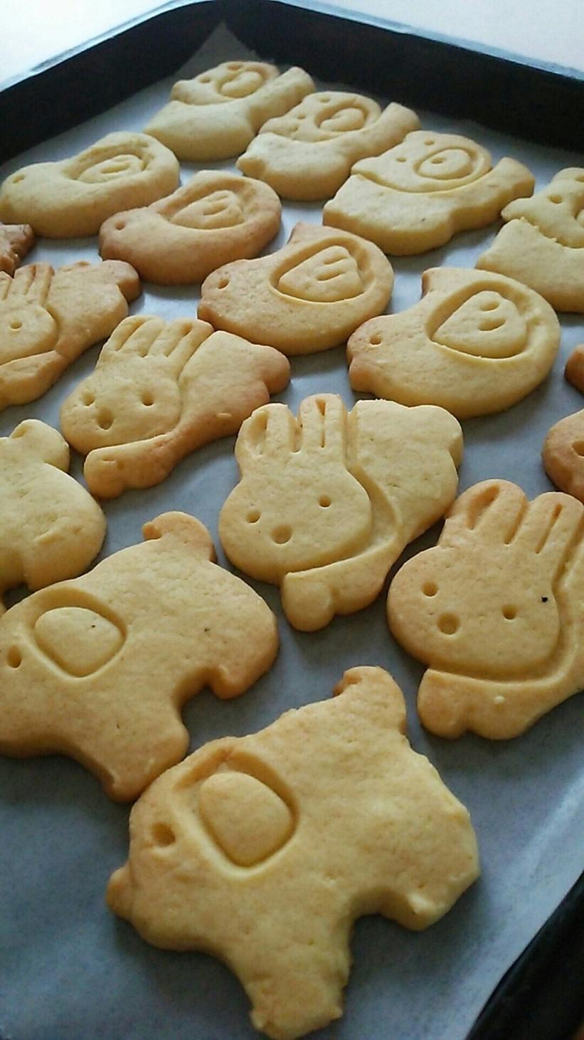 サクサク!型抜きクッキー