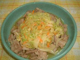 ポークソテー(カレー風味)