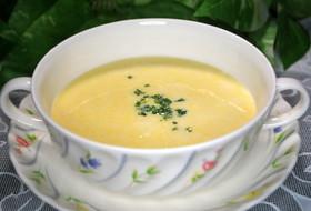 極旨~♪生とうきびで作るコーンスープ