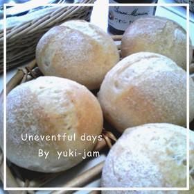 *粉の風味を味わうお食事パン*
