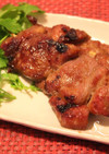 タイ風豚肉の串焼きBBQ〜ムーピン〜